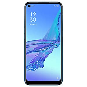 OPPO A53 (Fancy Blue, 4GB RAM, 64GB Storage) with No Cost EMI/Additional Exchange Offers