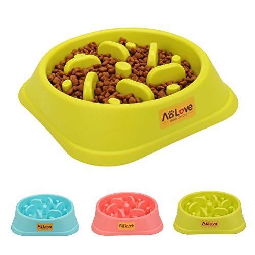 AOLOVE Slow Feeder Bowl