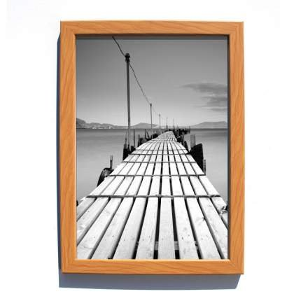 50 X 70 cm WOODEN CHERRY PICTURE FRAME / WOODEN CHERRY PHOTO FRAME ...