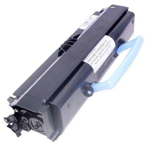 ECOMAX Black Toner Cartridge For Dell 1700, 1700n, 1710 ()
