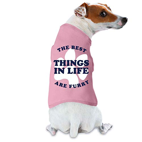 Customized Girl The Furry Best: Small Breed Dog Tank Top