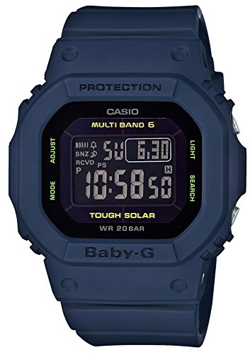 CASIO BABY-G Tough Solar BGD-5000-2JF Womens