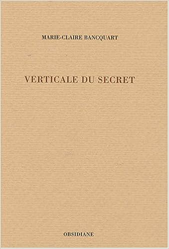 Téléchargement Verticale du secret pdf, epub