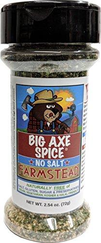 Big Axe Spice FARMSTEAD