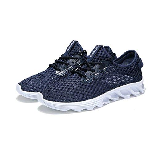 Nouvelles Chaussures Chaussures Supshark Pour Jeunes de Bleu de Pour Blanc Hommes de Chaussures Course Chaussures 43 Marée Sport EU f1YB1q