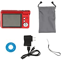 MagiDeal Mini Digital Video Camera 18Mega Pixels 2.7 TFT LCD Display HD Cam Red