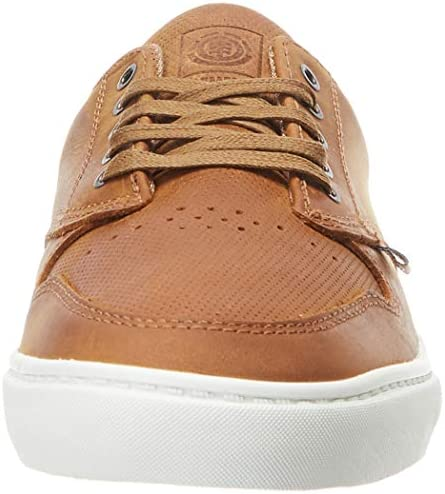 Element Topaz C3, Baskets Hommes, Marron (Walnut Pullup), 42.5 EU