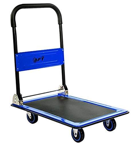 Folding Av Cart - 7