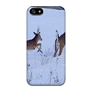 Awesome Free To Roam Flip Cases With Fashion Design For Iphone 5/5s
