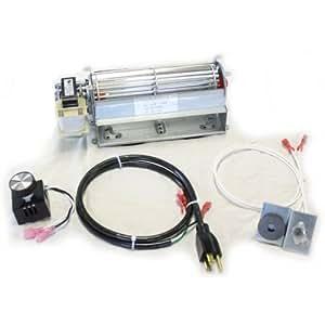 Fk15 Fireplace Blower Fan Kit For Heatilator
