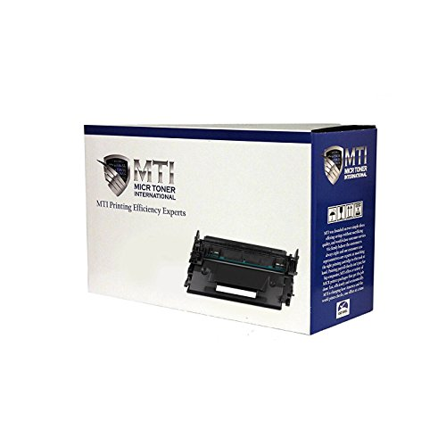MTI 26X Compatible MICR Toner Cartridge Replacement for HP CF226X for HP LaserJet Pro M402 M426 MFP Series