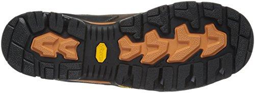 Danner Menns Onde 4,5 Brun / Orange Arbeid Boot Brown