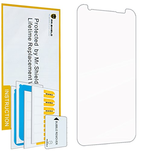 "[5-PACK] Mr Shield For Samsung ""Galaxy S8 Active"" Anti-glare [Matte] Screen Protector with Lifetime Replacement Warranty"