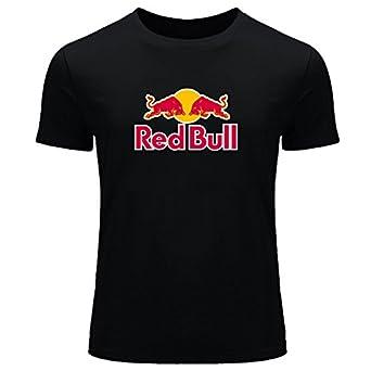 Red bull logo for men 39 s t shirt tee clothing for Red bull logo shirt