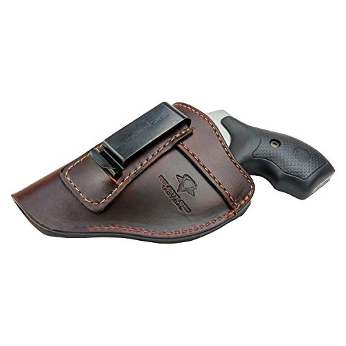 The Defender Leather IWB