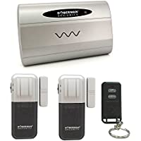Doberman Security SE-159 Wireless Door/Window Security Set (Silver)
