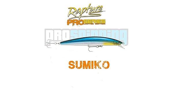 RAPTURE - SUMIKO - Señuelo pesca - Spinning - COLOR SBM: Amazon.es ...