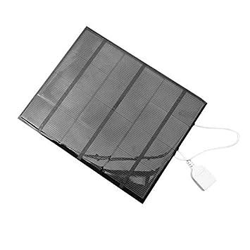 Triamisu 3.5W 6V USB Panel Solar Power Bank Cargador de ...