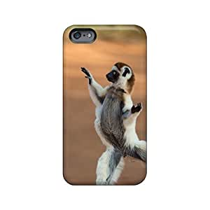 Bumper Hard Phone Cases For Iphone 6plus With Custom Attractive Madagascar Image AaronBlanchette