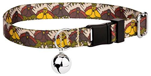(Country Brook Petz | Pilgrim Turkey Cat Collar)