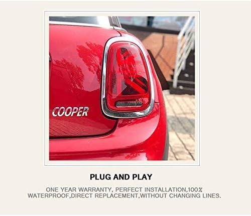 Conjunto de faros traseros LED para Mini Cooper 2014 – 2018, luz ...