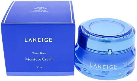 Laneige Water Bank Moisture Cream By Laneige for Unisex - 1.7 Oz Cream, 1.7 Oz