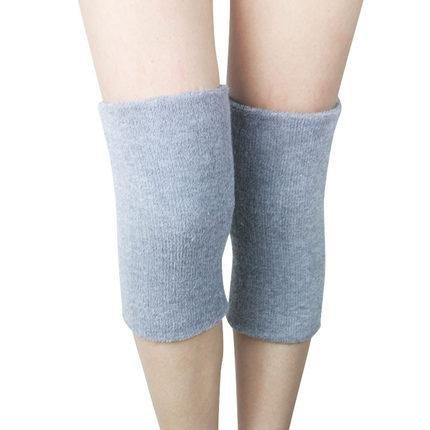 1 Pair Warm kneepad Dance Knees Dancing Kneecap Men and women Elderly Knee Braces Black shopinmall