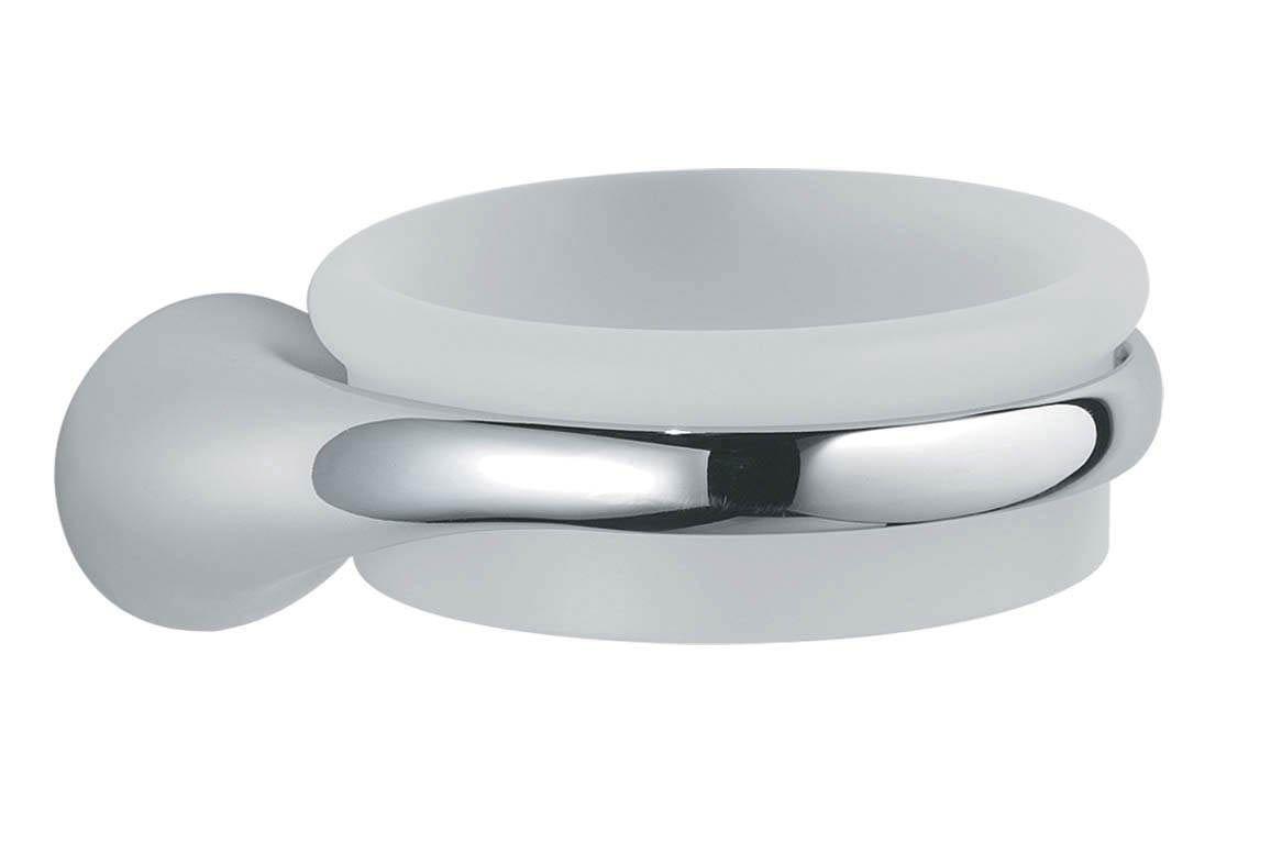 Artos L-04BN Lulay Vetrilite Soap Dish and Holder