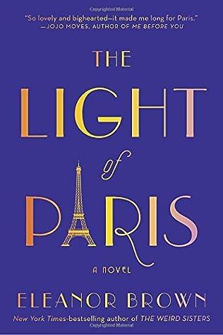 book cover of The Light of Paris