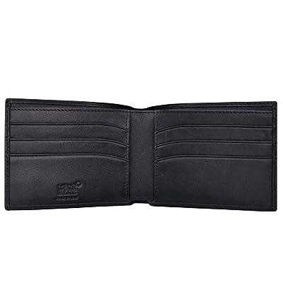 ????BLANC 6Cc. Money clip leather wallet