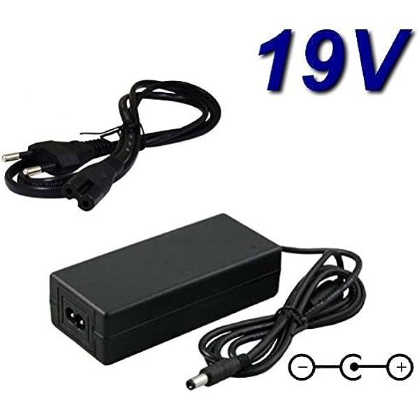 Cargador de 19 V para televisor Samsung UE32M4005 UE32M4005AW: Amazon.es: Electrónica