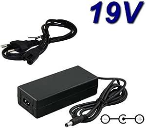 TOP CHARGEUR * Adaptador Alimentación Cargador Corriente 19V Reemplazo Recambio TV Televisor Samsung UE32J4000 UE32J4000AW WAM1500 HW-K360 HG32ED450SW: Amazon.es: Electrónica