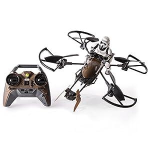 Air Hogs - Star Wars Speeder Bike Remote Controlled Drone - 41YyfX5wF0L - Air Hogs – Star Wars Speeder Bike Remote Controlled Drone