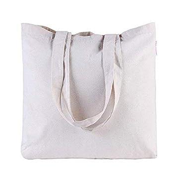 Bolsa de lona lavable bolsa de la compra reutilizable bolsas ...