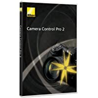 Nikon Camera Control Pro 2 Software Full Version for Nikon DSLR Cameras (cd-rom)
