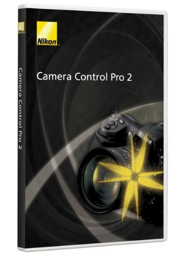 Nikon Camera Control Pro 2 Software Full Version for Nikon DSLR Cameras 25366