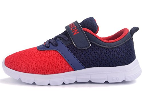 Pictures of DADAWEN Boys & Girls Lightweight Sneakers Breathable Athletic 3