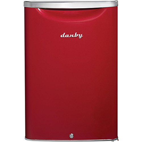 Danby Red Compact All Refrigerator (Compact Fridge Danby compare prices)