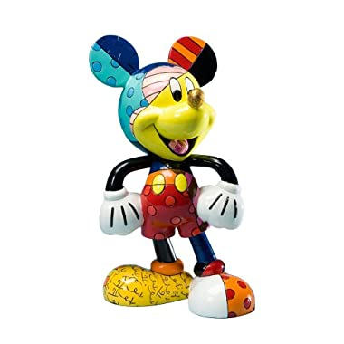 Disney by Britto from Enesco Mickey By Britto Figurine 8 IN
