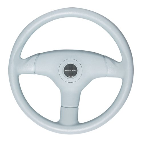 Uflex V60 G Gray 13.7' 3-Spoke Steering Wheel NOSYJ
