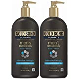 Gold Bond Ultimate Men'S Essentials Intensive Therapy Lotion Clean Scent 13oz 2 pack