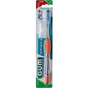 Butler Gum Technique+ Soft Regular Toothbrush 490 ME