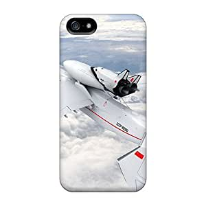 Anti-scratch And Shatterproof Rise Of The Shuttle Phone Case For Iphone 5/5s/ High Quality Tpu Case