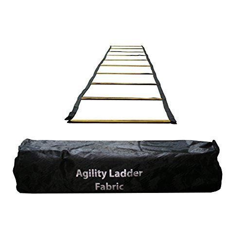 30 ft speed agility ladder - 3