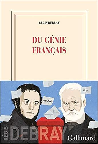 Couverture Du génie français