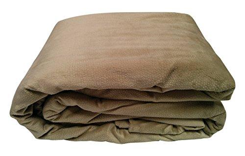 JBFF Luxury Micro Plush Comforter Duvet Cover Solid Fine ...