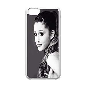 D-PAFD Print Ariana Grande Pattern Hard Case for iPhone 5C