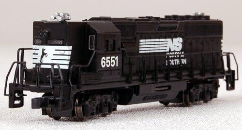N/&W Bachmann N Scale RTR GP50
