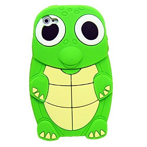 for-apple-iphone-4-4g-4s-mchoice-turtle-design-silicone-case-back-case-cover-skin-for-apple-iphone-4