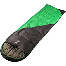 Outdoor sleeping bags can be spliced/Thick warm sleeping bag lunch break/camping/Camping sleeping bag